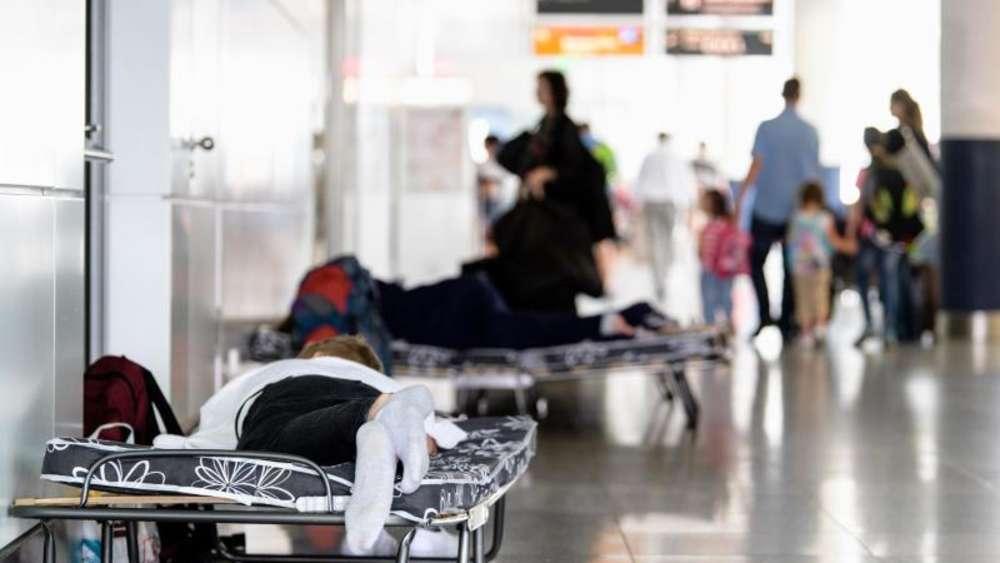 Sicherheitspanne Stürzt Flughafen München Ins Chaos Welt