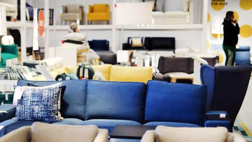 Deutsche Kaufen Möbel Zunehmend Online Wohnen