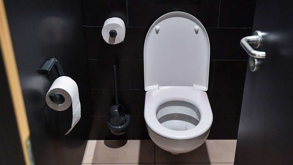 Favorit Toilette-Abfluss reinigen: Mit diesem Trick beseitigen Sie MT08