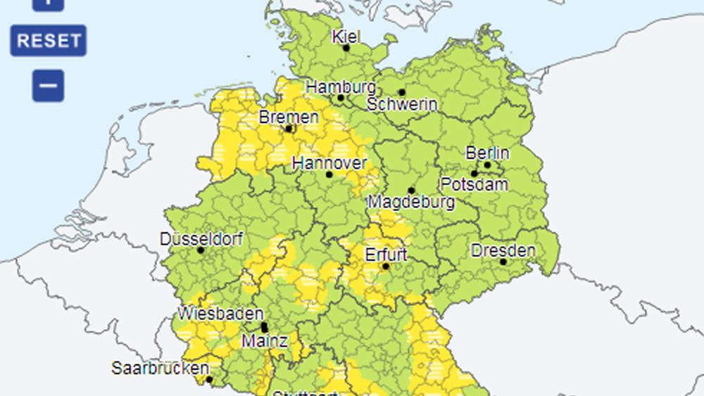 Unwetter Mallorca Karte.Wetter In Deutschland Orkantief Marielou Im Anmarsch Und Das Wird