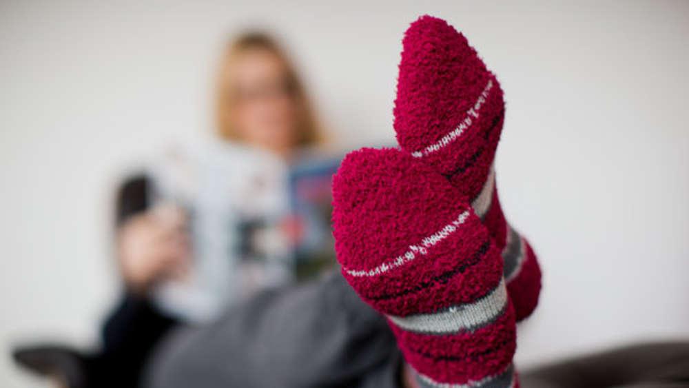 Socken Waschen Darauf Müssen Sie Bei Temperatur Programm Fußpilz
