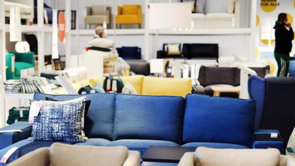 Test In Funf Hausern Ikea Kauft Gebrauchte Mobel Zuruck Wirtschaft