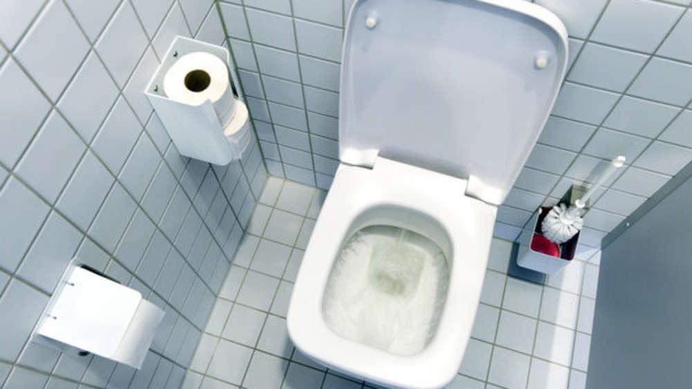 Dieses Badezimmer Sorgt Für Gesprächsstoff Denn Ein Detail Sorgt