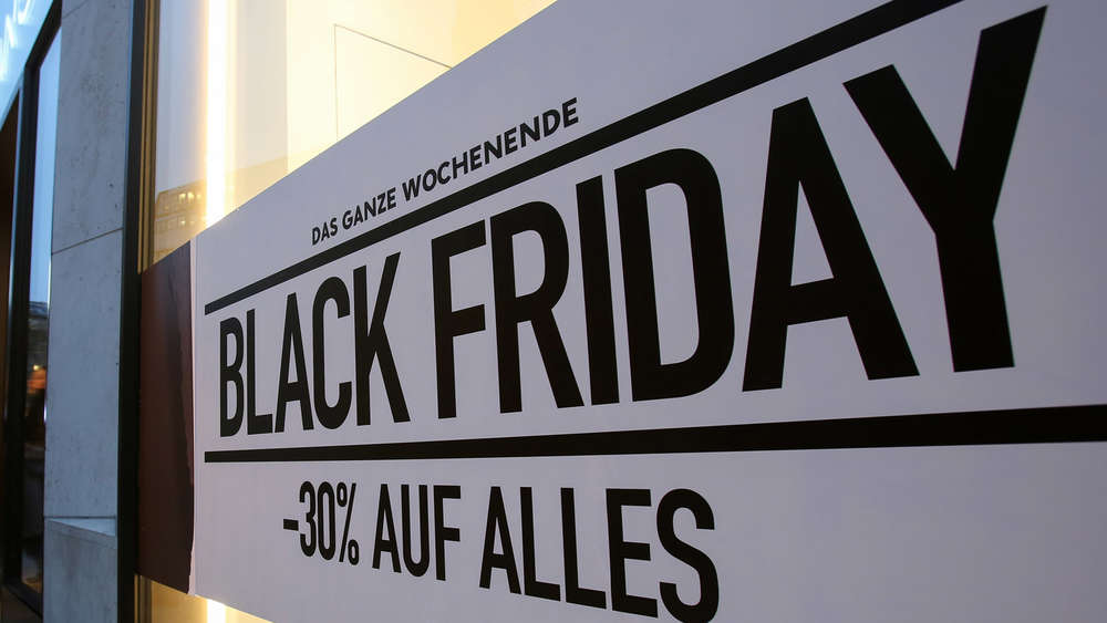 Am 29. November 2019 ist Black Friday auf Amazon.