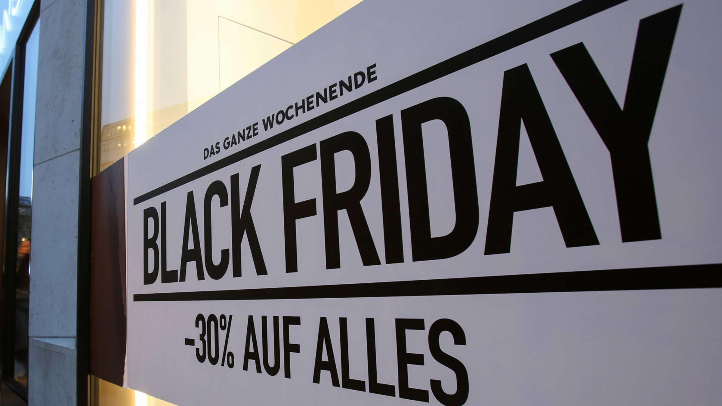 Black Friday 2019: Was taugen die Angebote von Amazon