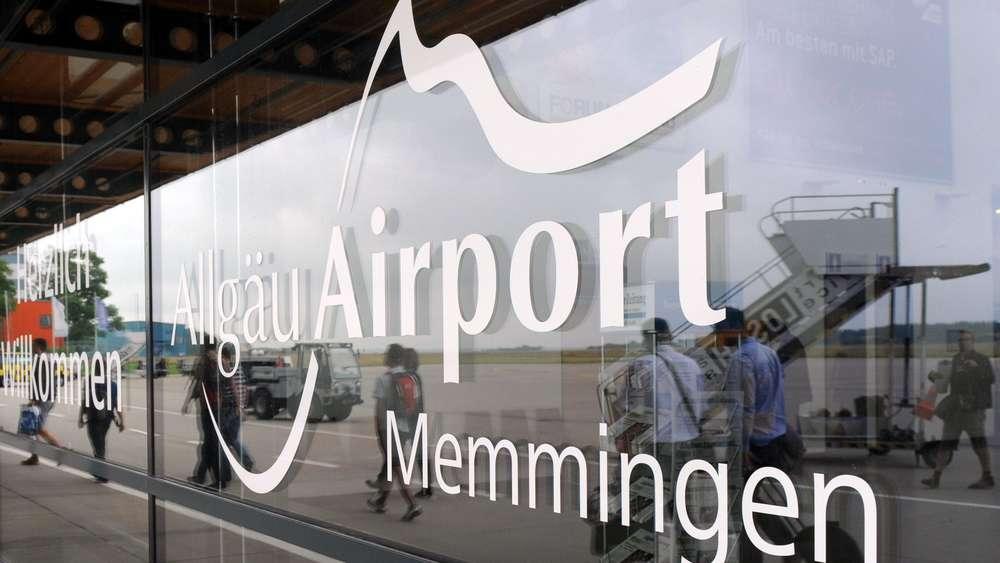 Flughafen Memmingen War Zwei Wochen Komplett Gesperrt