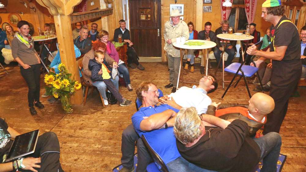 Wahlkampfabschluss Fest In Der Plantage Freisinger Kandidaten