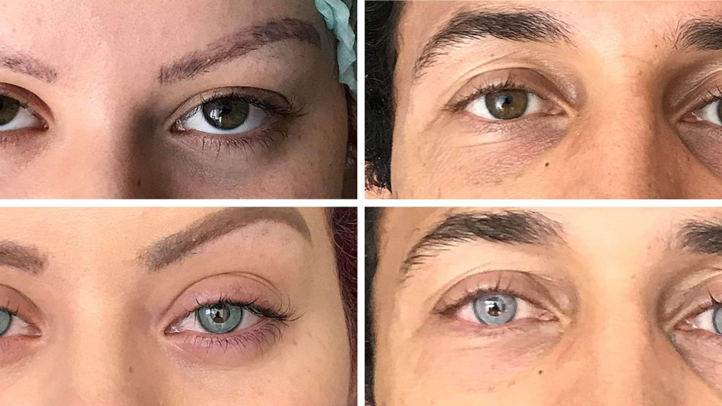 Prozent augenfarbe Augenfarbe