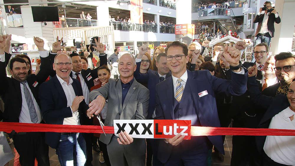 Wolfratshausen Xxxlutz In Wolfratshausen Eröffnet So Lief Die