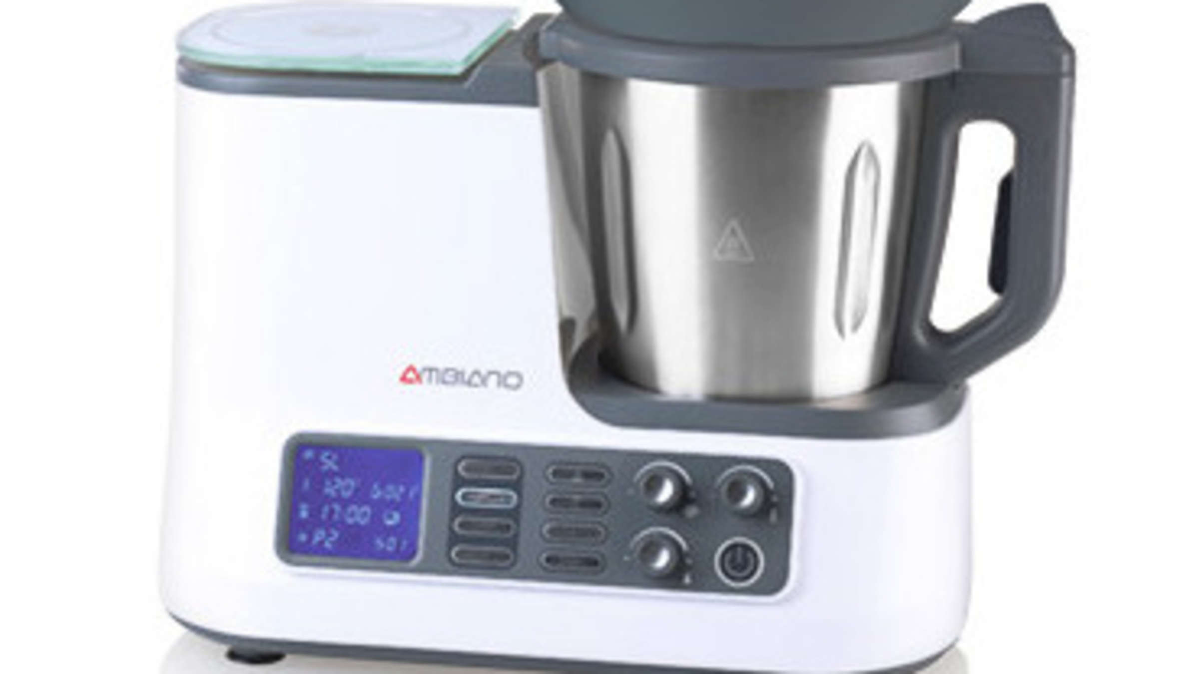 Aldi mit Thermomix-Kopie: Küchenmaschine in Filialen ...