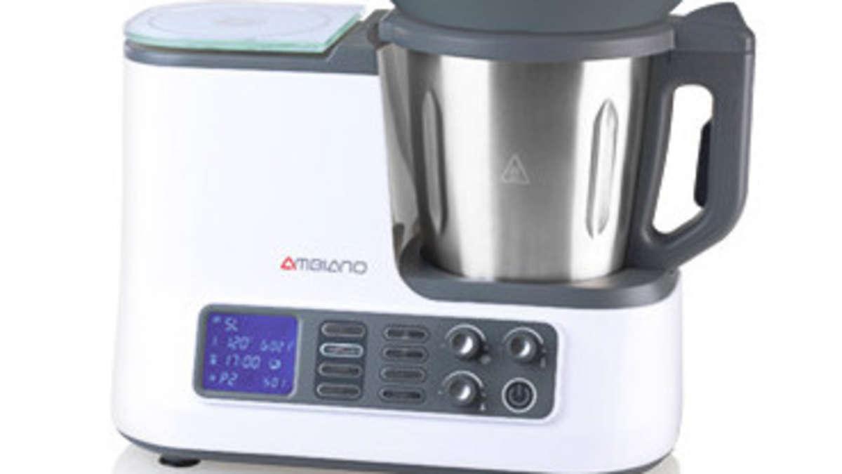 Aldi mit Thermomix-Kopie: Küchenmaschine in Filialen erhältlich ...