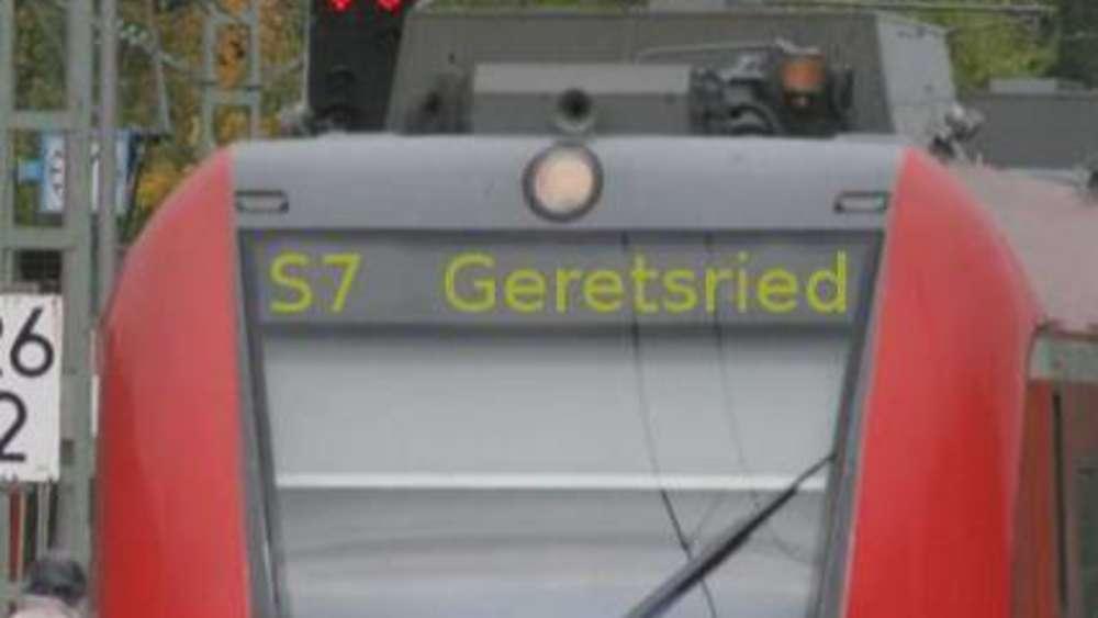 Baubeginn Für S7 Verlängerung Könnte Sich Verzögern Wolfratshausen