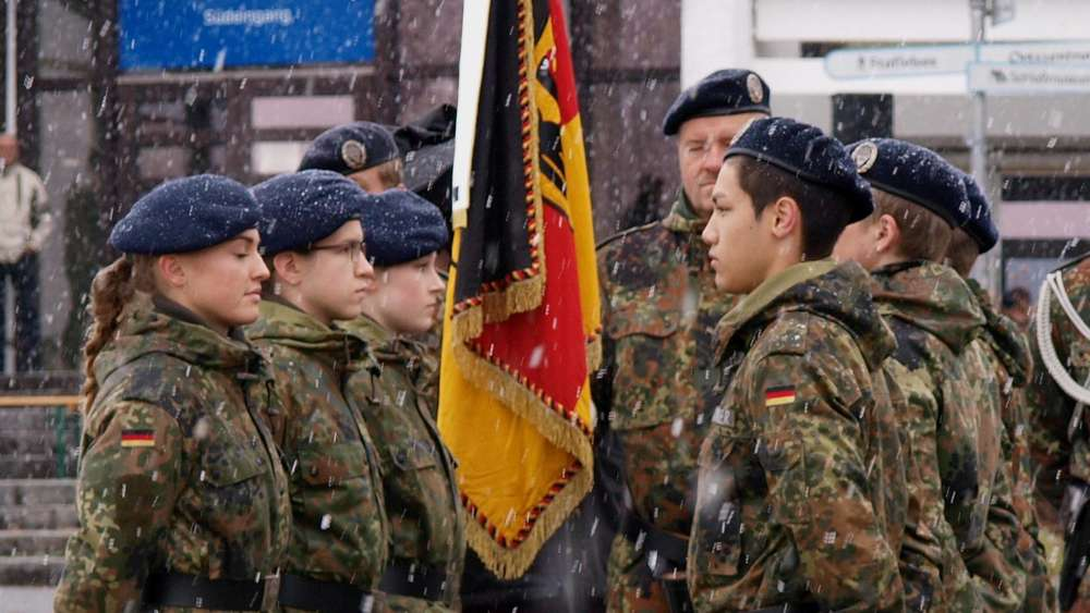 Bundeswehr Murnau Verliert Die Grundausbildung Murnau