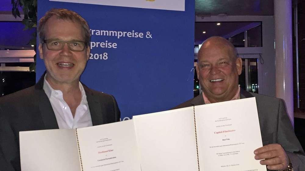 Tölzer Kino Bekommt Preis Für Hochwertiges Programm Bad Tölz