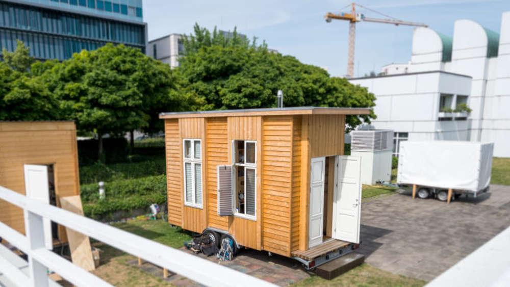 Geretsried Spd Aussert Zweifel Am Tiny House Projekt