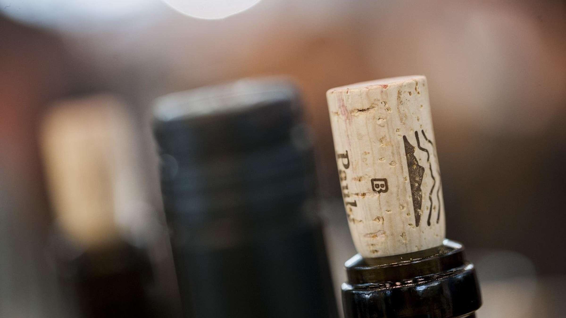 flasche öffnen ohne korkenzieher