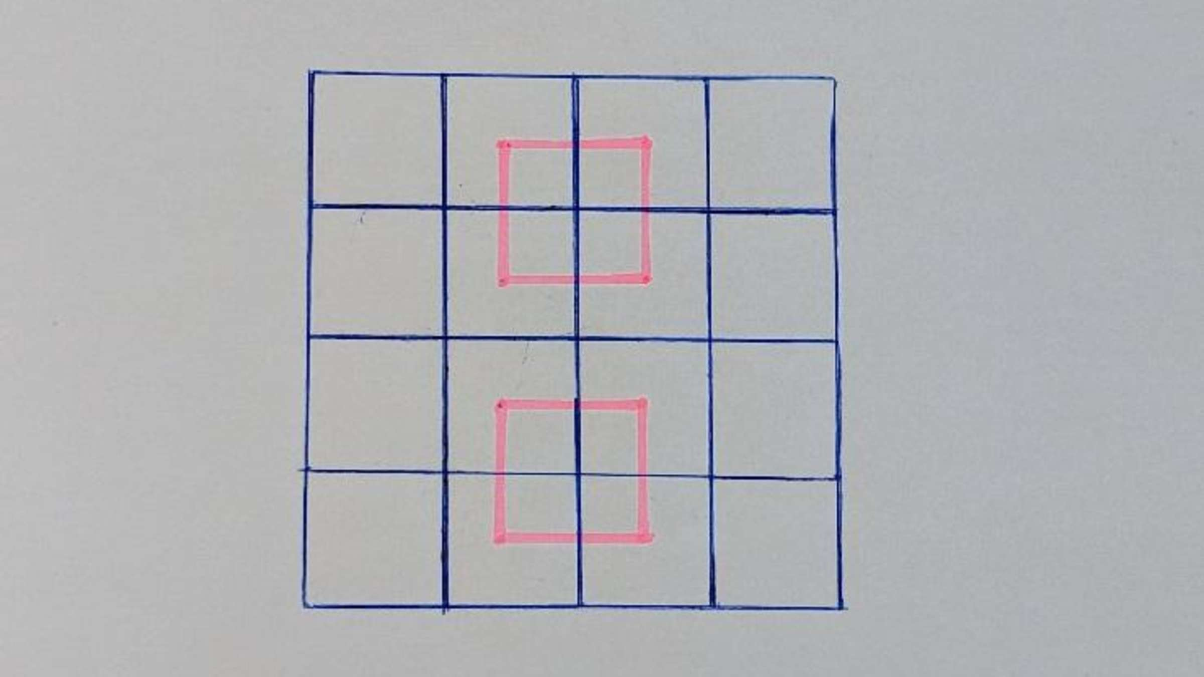 Das Quadrat-Rätsel