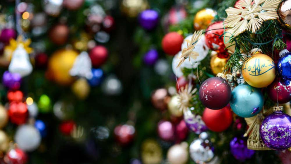 Weihnachtsdeko 2018: Das brauchen Sie unbedingt in Ihrem Wohnzimmer ...