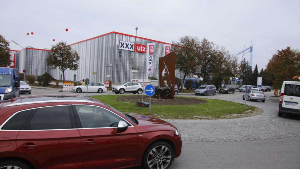 Xxxlutz In Wolfratshausen Mehr Verkaufsfläche Durch Fehlendes