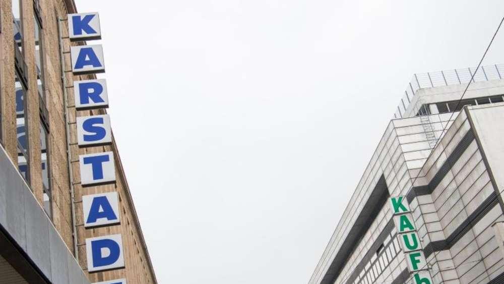 Retro Kühlschrank Karstadt : Kaufhof und karstadt: keine umfangreichen filialschließungen
