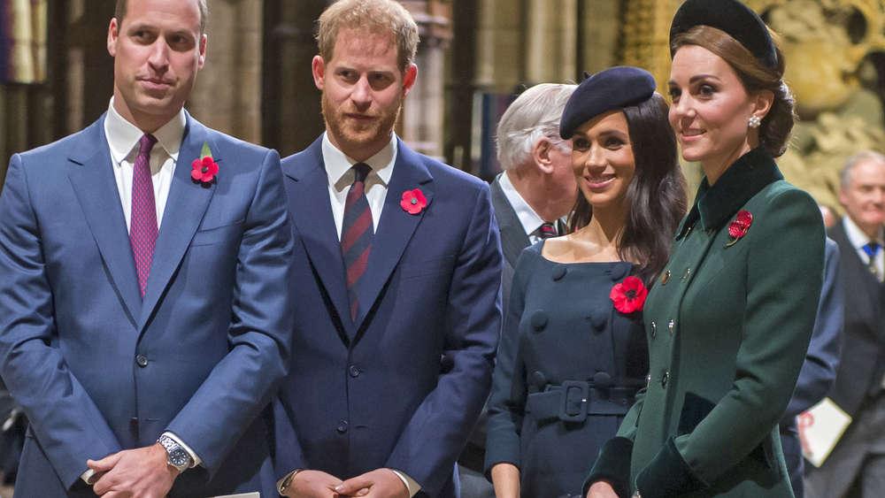 Insider Packt Aus William Soll Harry Vor Hochzeit Mit Meghan