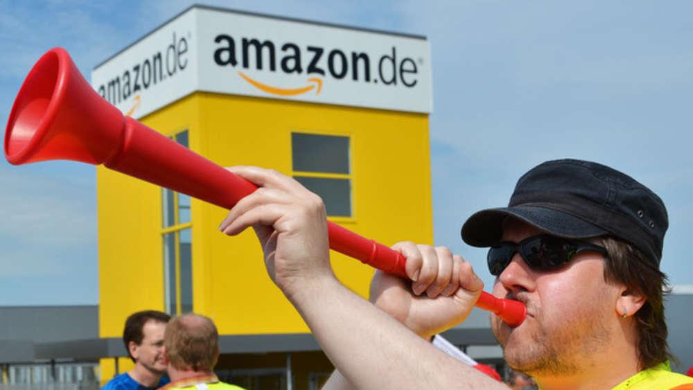 Weihnachtsgeschenke in Gefahr: Verdi kündigt Streiks bei Amazon an ...