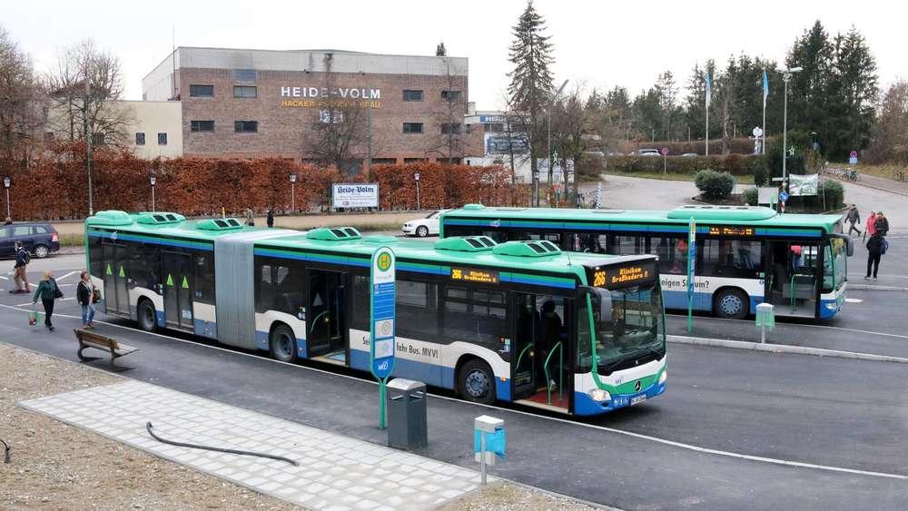 Startschuss Für Den Bus 259 Würmtal