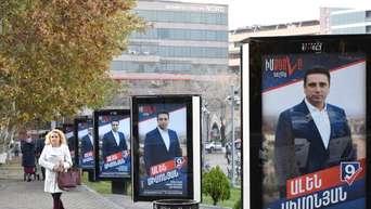 Armenien Setzt Auf Seinen Hoffnungstrager Paschinjan Politik