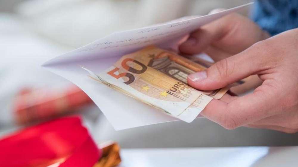 Geldgeschenke Kommen Immer Noch Gut An Leben