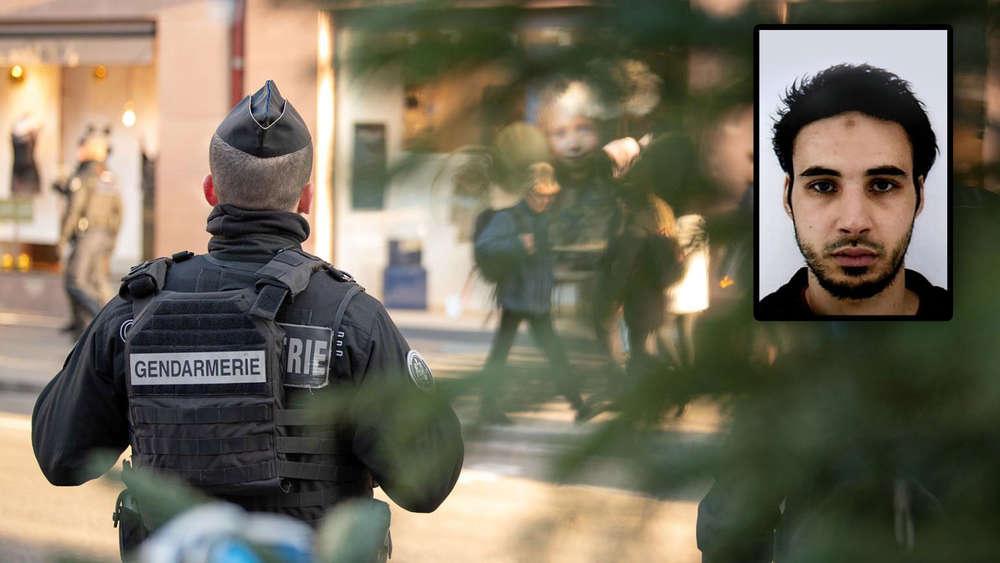 Attentäter Chérif Chekatt tötete in Straßburg mehrere Menschen.