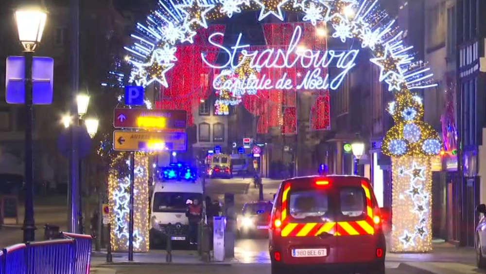 Strassburg Tote Bei Anschlag Was Wir Wissen Und Was