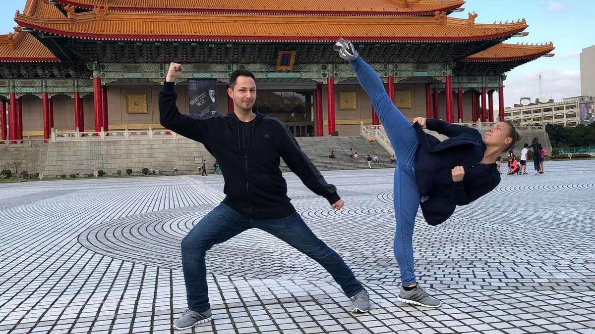 52c888d5a7918 Rudelzhausen  Stefan Brummer  So lief s bei der Taekwondo-WM in Taiwan