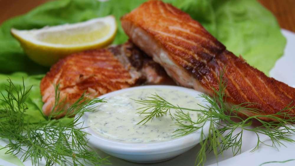 Honig Senf Sauce Die Perfekte Soße Wenn Es An Weihnachten Fisch