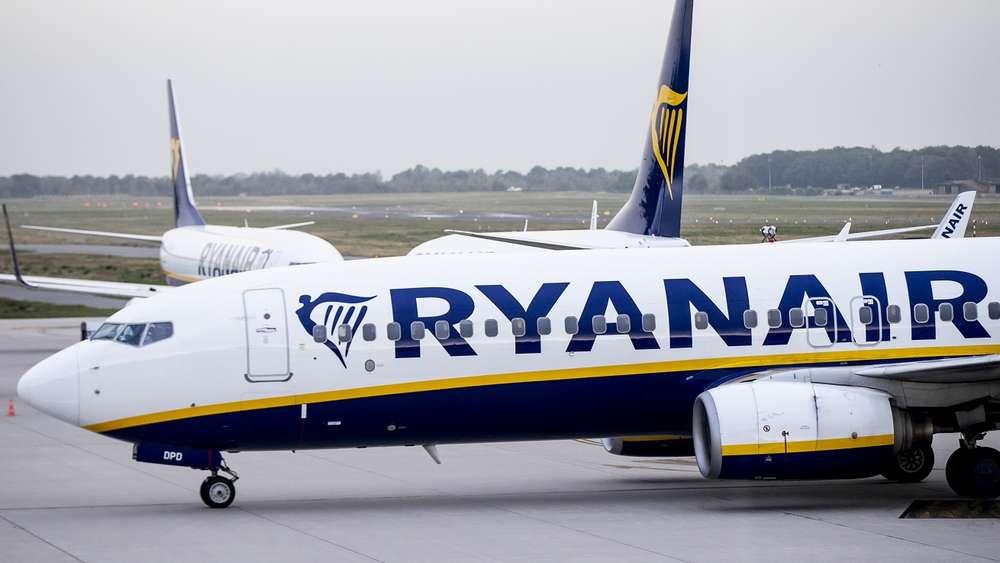 Ryanair Landet Weit Von Ziel Entfernt Und Lässt Passagiere