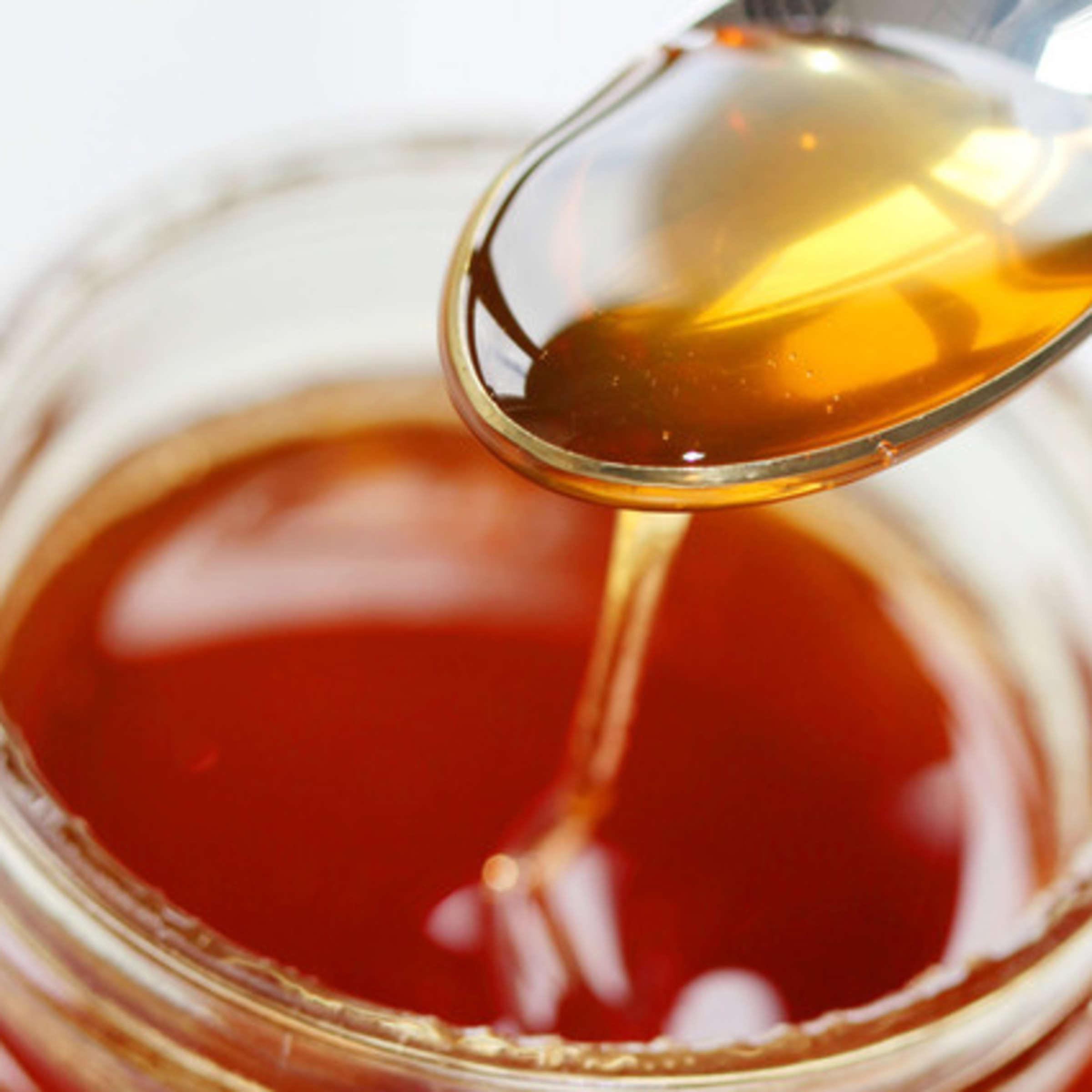 Kamillentee mit Honig zur Gewichtsreduktion