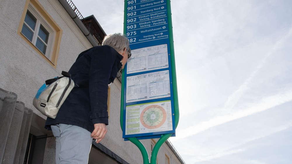 Starnbergbayern Fahrplan Schild Sorgte Für Gelächter So