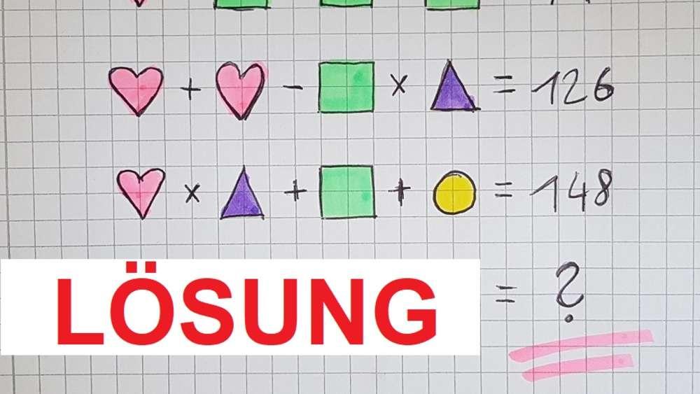 Lösung Zu Bilder Rätsel Für Kinder Was Steckt Hinter Den Symbolen
