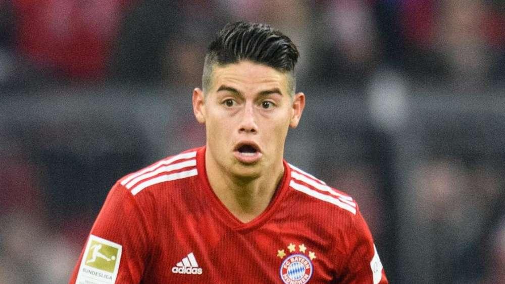 James Fc Bayern