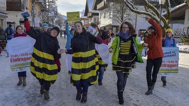 Bienen Volksbegehren: Nachrichten Aus Taufkirchen/Vils