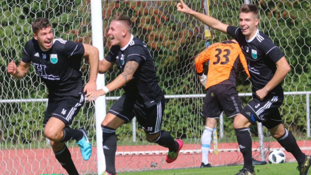1 Fc Penzberg Futsal Mannschaft Gewinnt Zweimal überlegen