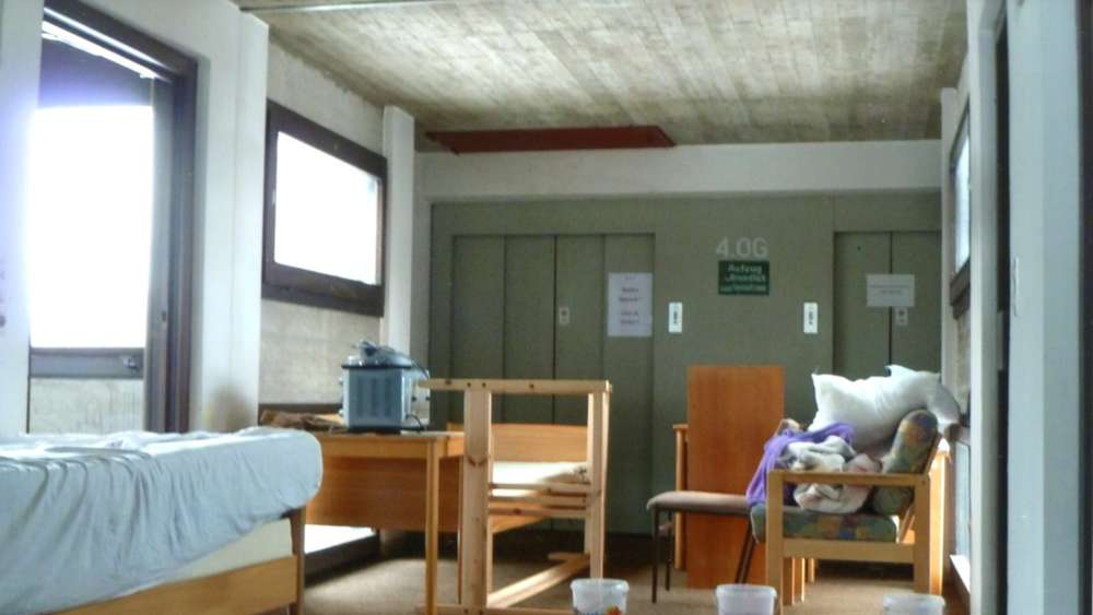 Die Hausgeister Vom Asklepios Wohnheim Sind Säuerlich Bad Tölz