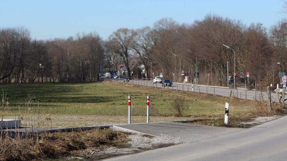 3a26d3a37ff469 Für neue Schule wird Straße verlegt   Olching