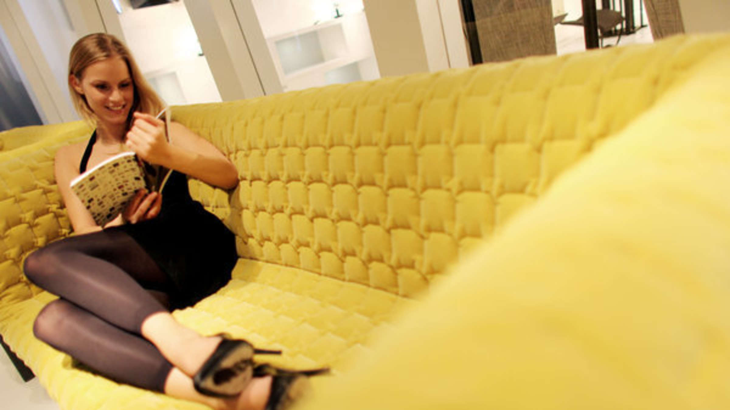 Wohnzimmer Einrichten Dieser Ort Sollte Fur Ihr Sofa Tabu Sein Wohnen