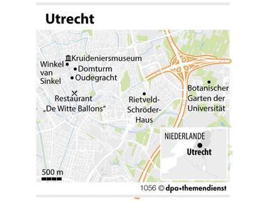 Utrecht Ist Wie Amsterdam Ohne Touristen Reise