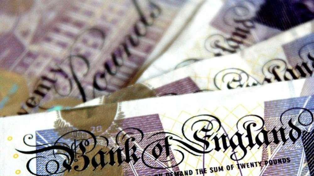 Britisches Pfund steigt auf höchsten Kurs seit Mai 2017