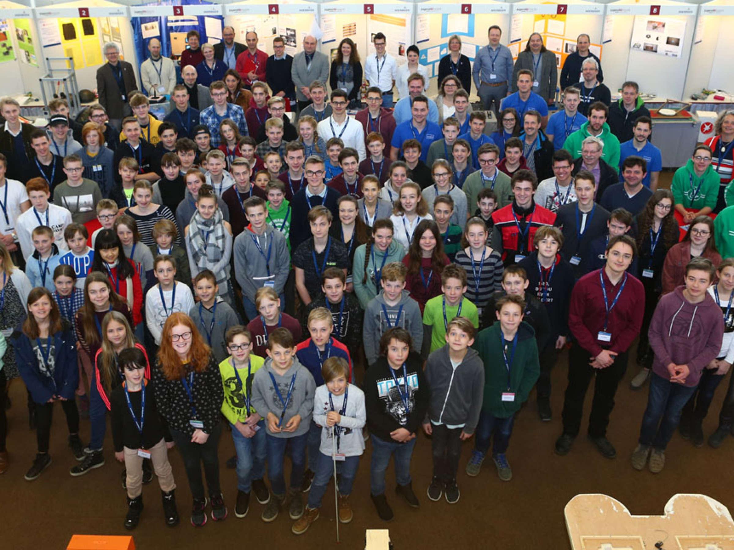SchongauBayern: Jugend forscht und Schüler experimentieren