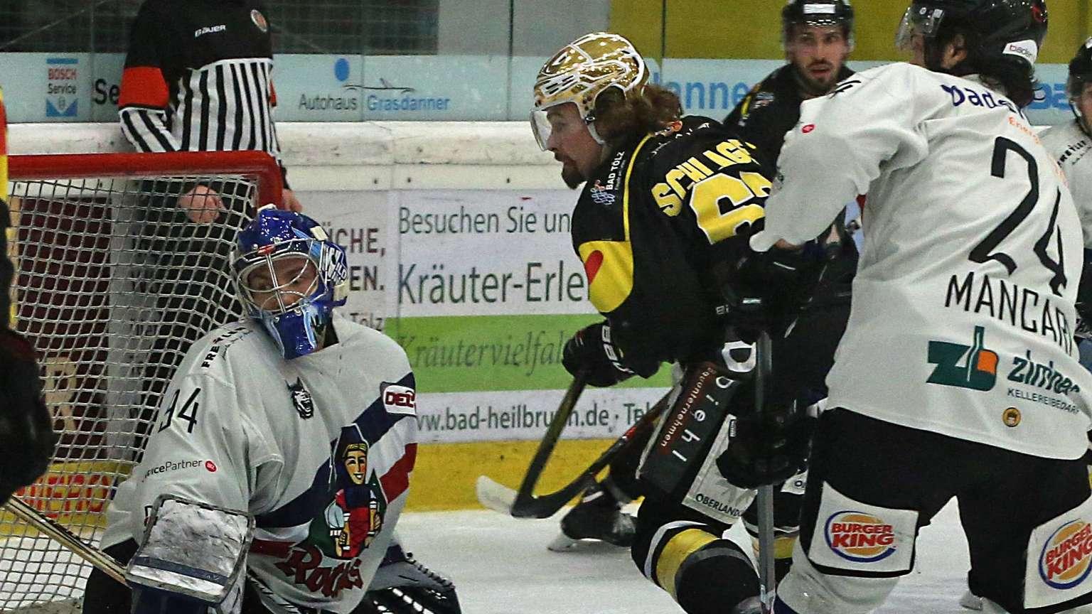 Eishockey Del2 Liveticker