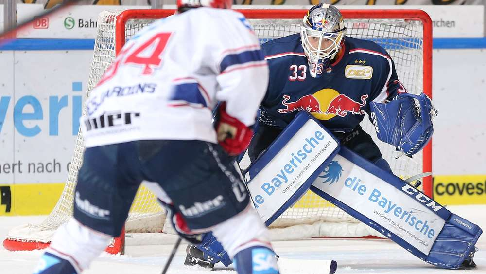 ICE HOCKEY - DEL, RB Muenchen vs Mannheim