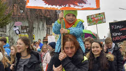 """Fridays For Future""-Demo in Murnau - Fotos"