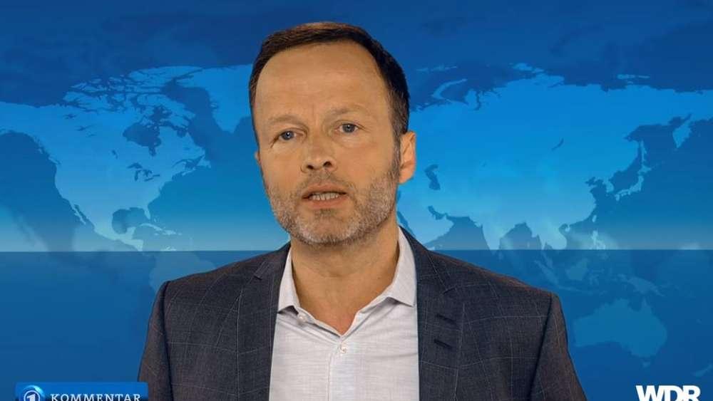 Nach Orf Eklat Ard Journalist Warnt In Tagesthemen